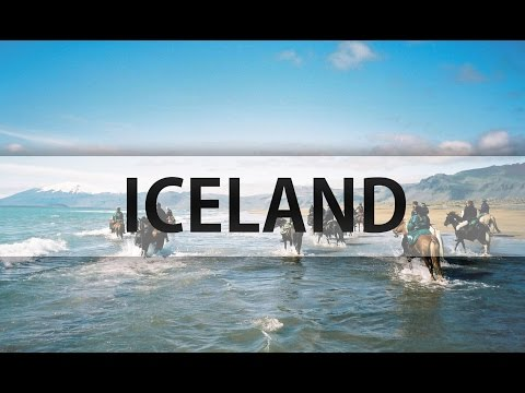 Visit Iceland - A trip to the Geothermal Pools [2013]