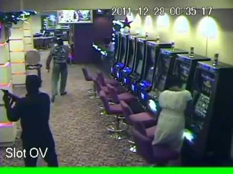 Overval casino paramaribo