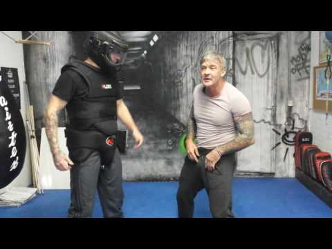 Urban Combatives Lee Morrison - UC On Line Training Preview