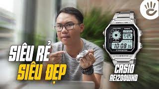 Phân Tích Tại Sao Đồng Hồ Casio AE-1200WHD-1AVDF Luôn Cháy Hàng Trên Thị Trường?