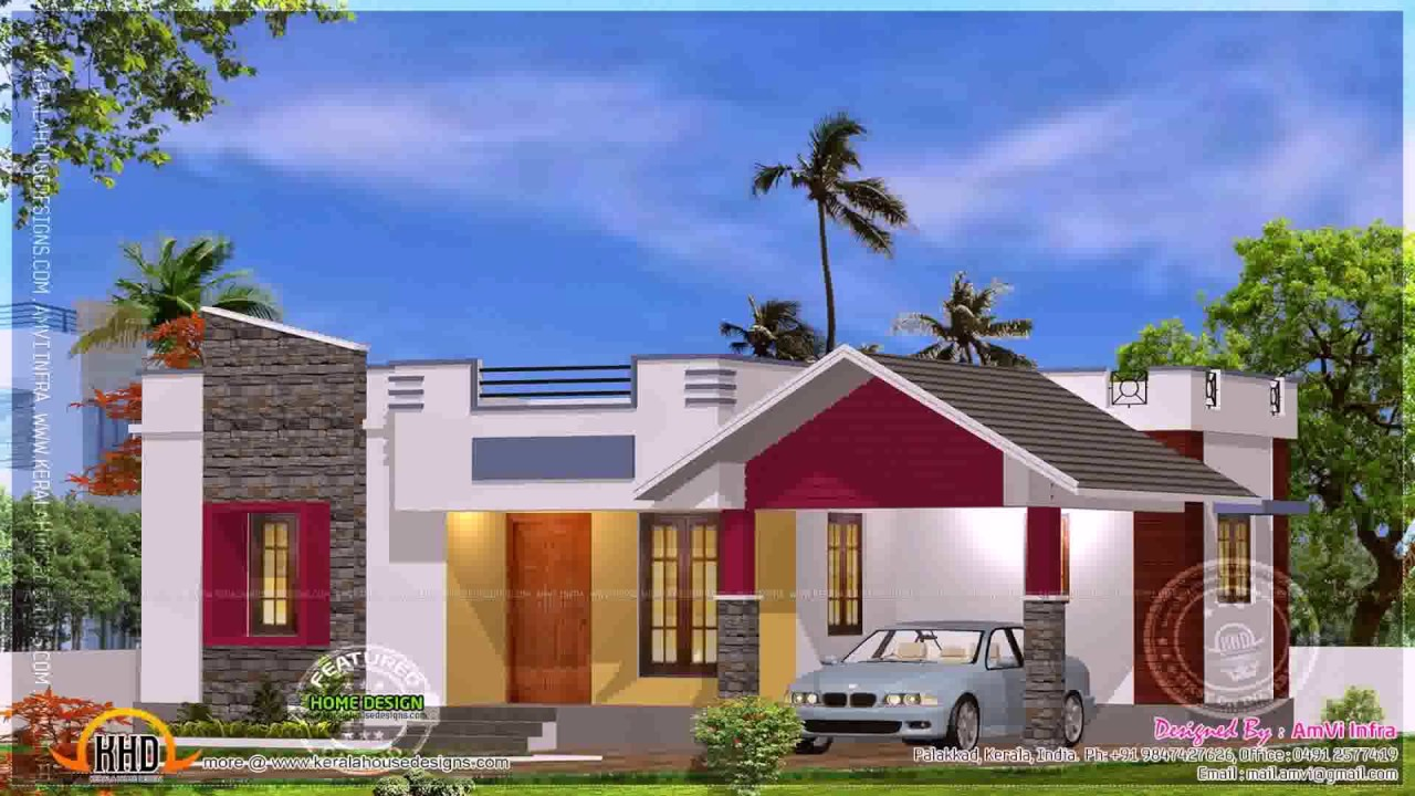 Awesome Kerala Home Design 900 Sq Feet Part - 1: House Plans 900 Sq Ft India