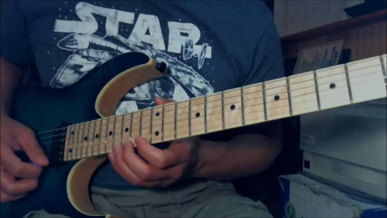 judas priest electric eye guitar lesson part 1 guitar solo youtube. Black Bedroom Furniture Sets. Home Design Ideas