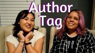 The Author Tag (feat Claribel Ortega)