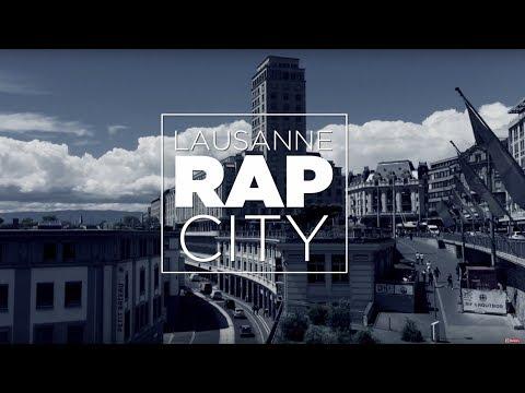 Lausanne Rap City - 2017