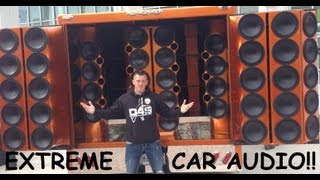 EXTREME CAR AUDIO!! SBN 2013 VIDEO 4 - LOUDEST VOCAL SETUP IVE EVER HEARD!