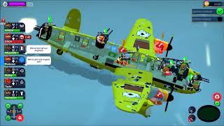 Bomber Crew Crash Montage