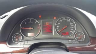 видео Отзыв о Audi A4 8Е (2007 г.в.)