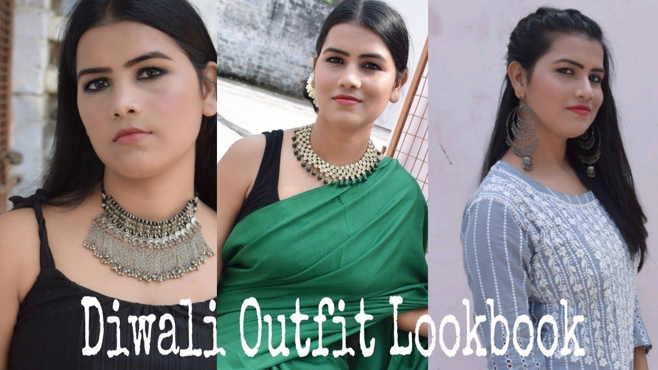 [VIDEO] – Diwali Outfit Lookbook I Festive Season Outfit Ideas 2019