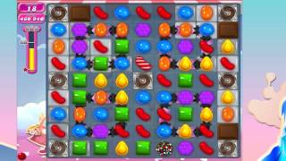 Candy Crush Saga Level 878 No Booster 2* 5 moves left!