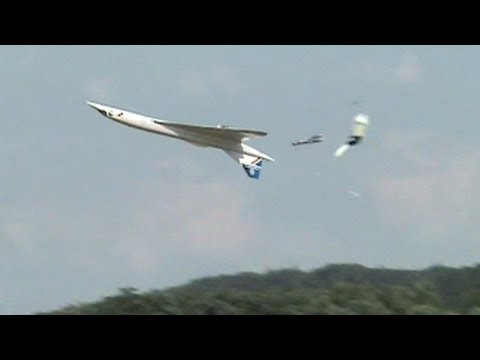 Concorde, Crash - Jets Over Czech 2013