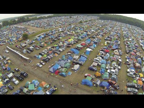 boots hearts 2014 from a drone meadows camping youtube