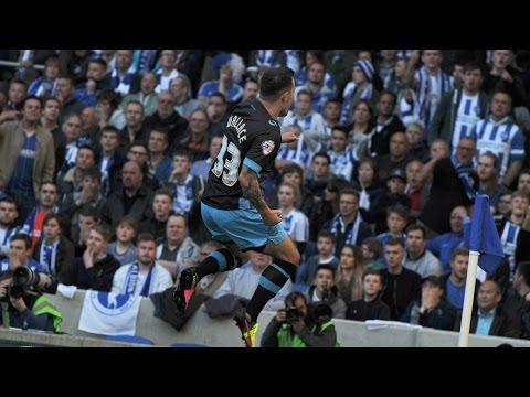 SHORT HIGHLIGHTS: Brighton v Sheffield Wednesday