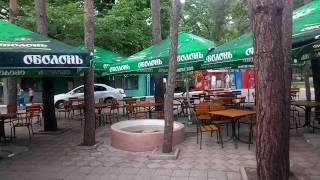 Щурово. База отдыха «НКМЗ». Кафе бар «Бамбук». «Мохито»: кафе-кальян-караоке
