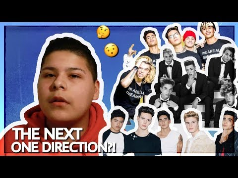 Best New Boy Band? (Why Don't We, Pretty Much, In Real Life) | Diego Ramirez