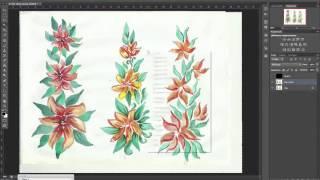 Adobe Illustrator - как акварель перевести в вектор (part 1).(, 2014-12-07T16:55:06.000Z)
