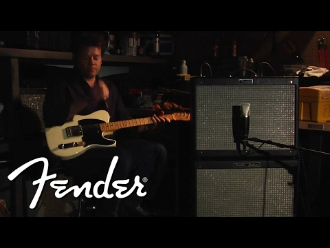"""FENDER® HOT ROD DELUXE™ III & TELE® 