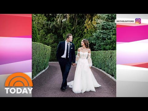 Kathie Lee Gifford Opens Up About Her 2 Kids' Sweet Love Stories | TODAY
