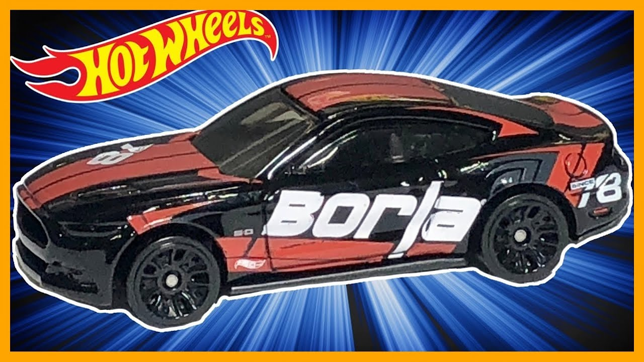 Hot wheels 2015 ford mustang gt review