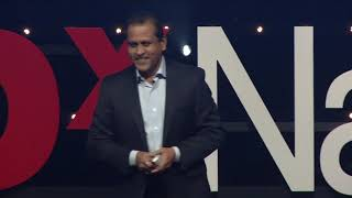 Superlubricity-near zero friction from nanodiamonds | Anirudha Sumant | TEDxNaperville
