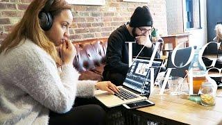 WORK DAY & FINISHING THE NURSERY! | Vlogmas No.7
