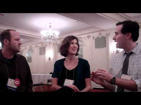 David Levithan interviews Jay Asher and Carolyn Mackler