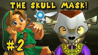 Zelda OoT: Happy Mask Quest #2 - Skull Mask
