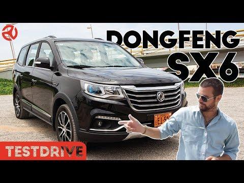 DONGFENG SX6: Nunca pensé entrar CÓMODO en una 3 fila 😮 | TODOAutos.pe