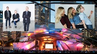 Millennium Park Music Series: The Sea and Cake & Moonrise Nation