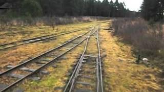 видео Переславский железнодорожный музей