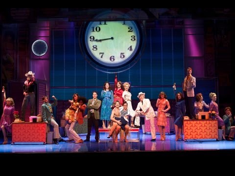9 to 5 The Musical  trailer
