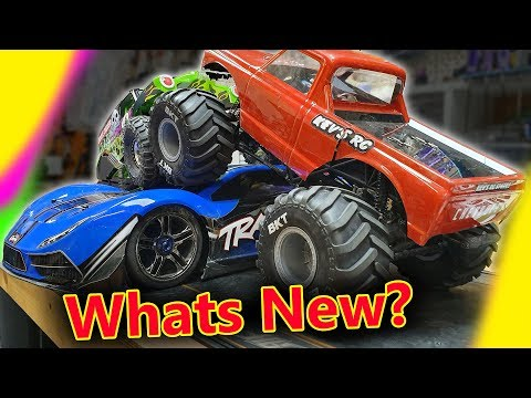 New Toys, RC Cars, Drones, Events Etc
