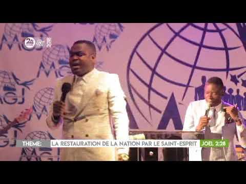 (2ème Partie) MINISTERES GENERATION JOEL CONVENTION 2018 PROPHETE DJO GRACE