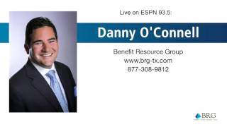 Danny O'Connell live on ESPN Radio on 11/4/15