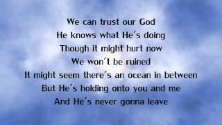 "Love & The Outcome ""He Is With Us"" (Live) with Lyrics"
