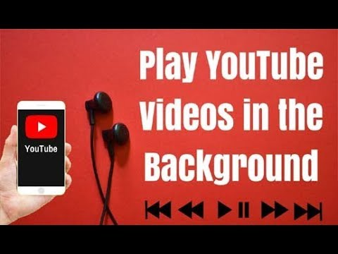 How to play youtube videos in background || Y music app for youtube videos  ||