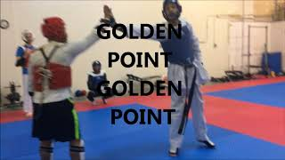 SHORT MATCHES & GOLDEN POINT Olympic Taekwondo Sparring 2018