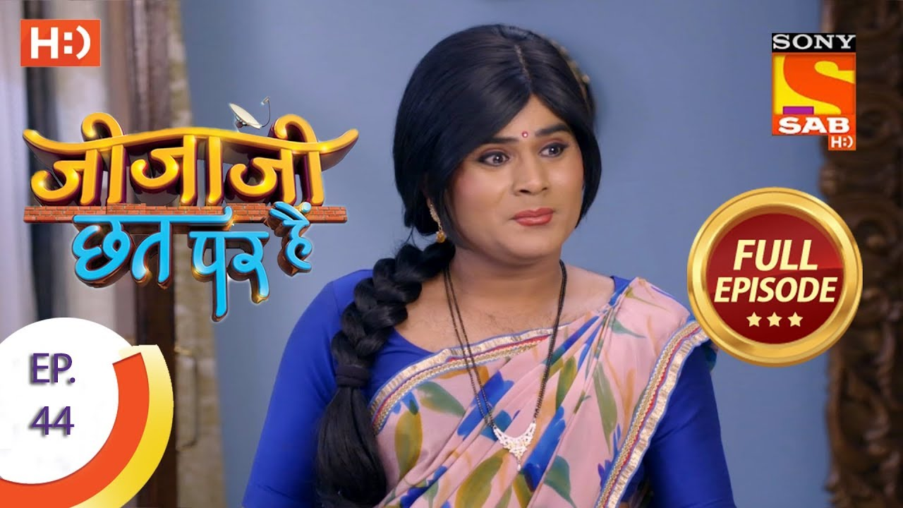 Jijaji Chhat Per Hai - Ep 44 - Full Episode - 9th March, 2018 #1