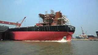 Slipway Ship Launching - MARLENE D'AMATO