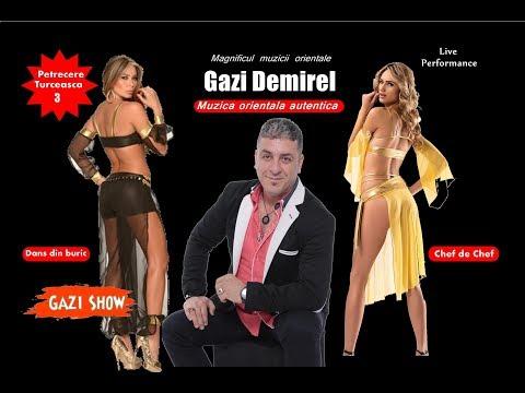 Gazi Demirel Petrecere Turceasca 2 (LIVE Performance) 30 minute