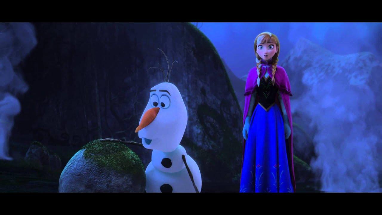 アナ雪 トロール 歌
