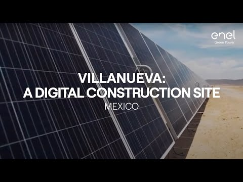 Villanueva: a digital construction site in Mexico