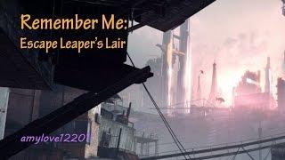 Remember Me 1: Escape Leaper