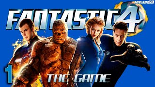 Fantastic Four (PC) 100% walkthrough part 1
