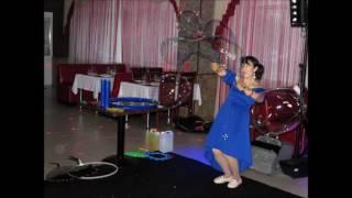 Мыльное шоу в Усинском кафе Мелодия