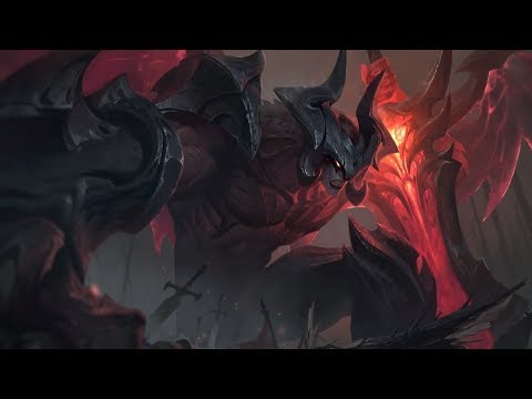 AATROX Login Theme