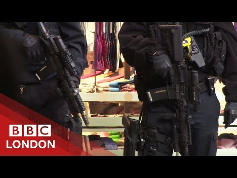 Could Armed Police Patrol Our Estates? - BBC London