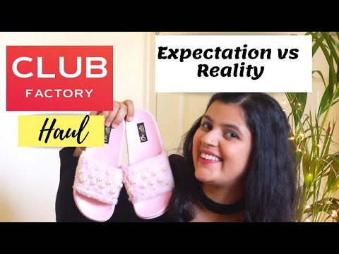 Club Factory Haul | Expectations Vs Reality | Priyanka Sharma