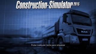 1 Construction Simulator 2015 Ensinando como mudar a linguagem pirata