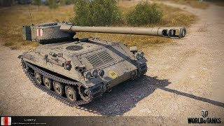 ЛёшаМТВ (LHMTV) 91% побед  - Прокачка к Manticore 3  | World of Tanks