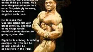 Natural Bodybuilding Legends - Mike Ashley